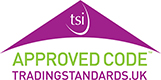 approved trading logo
